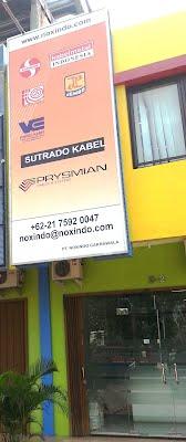 Kantor PT Noxindo Cakrawala
